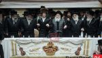 Vort for Youngest Son of the Bobov Rebbe