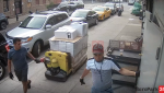 Thief Steals Expensive Bike in Broad Daylight