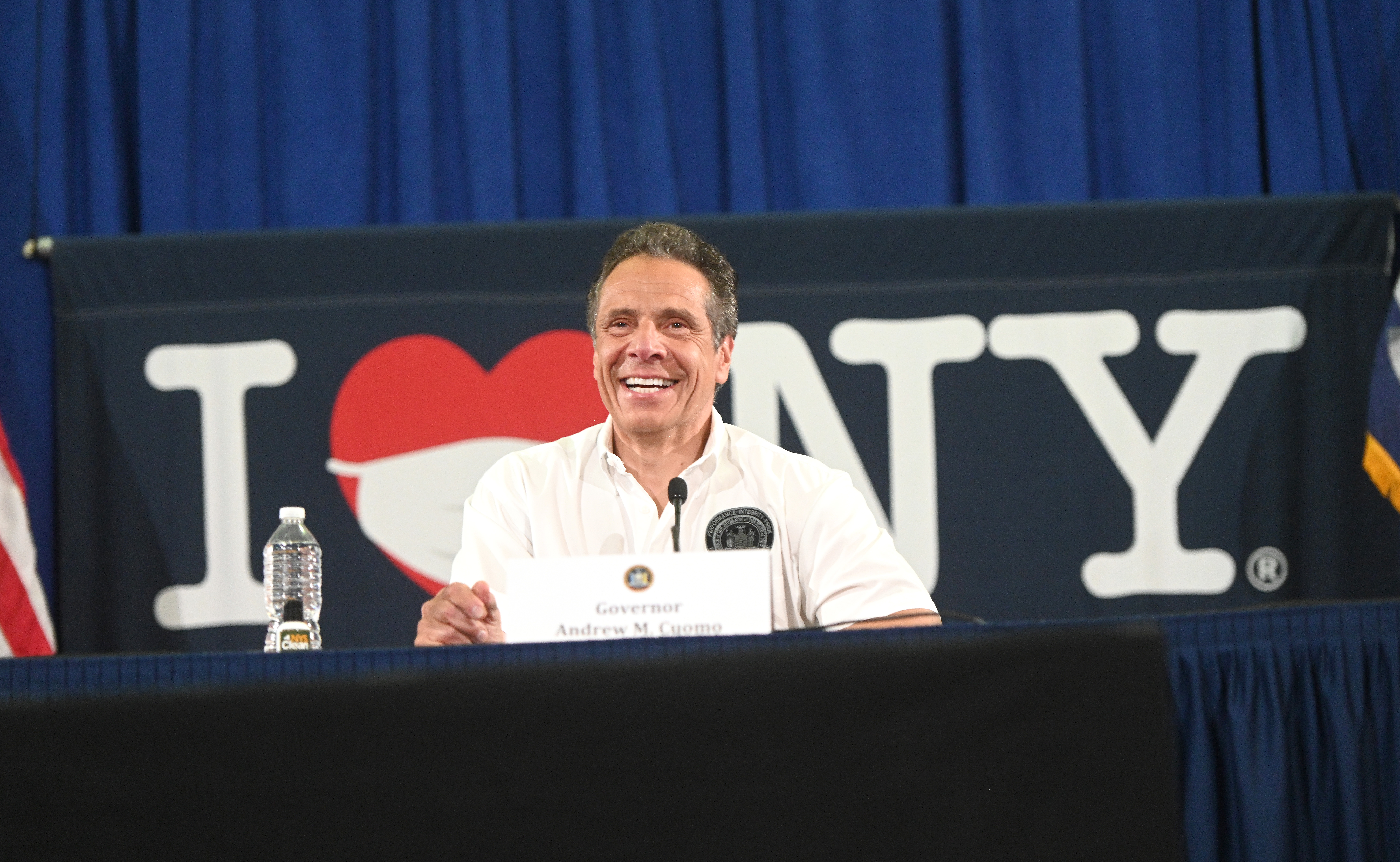 Cuomo Announces Curfew in NYC to Handle Riots